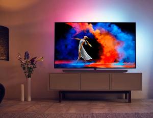 tv beeld klein
