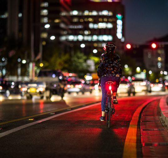 Slimmere fietsverlichting